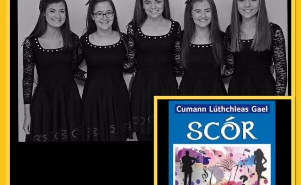 Good luck to all of our young County Scór Champions