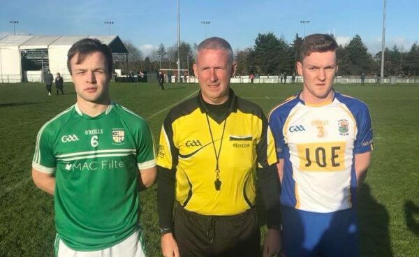 Brendan Toland has been appointed as Antrim Referees Committee Chairman for 2018.