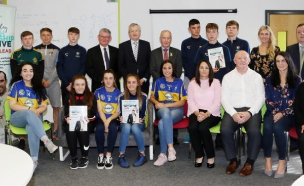 Dermot Early Foróige Scheme Launched in Antrim