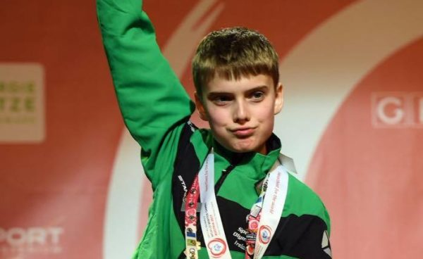 Caolan McConville- Olympic games winner!