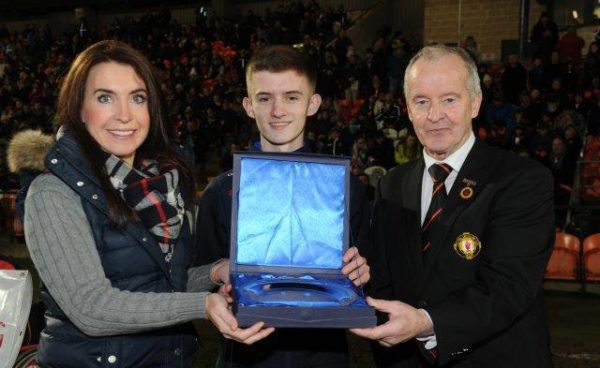 Ulster GAA Young Volunteer of the Year Award for 2017
