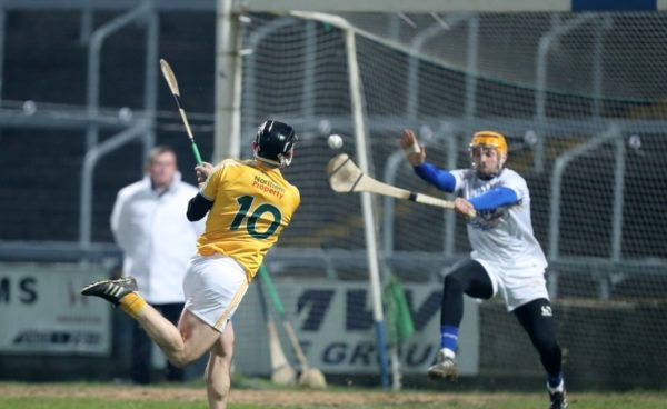 Antrim defeated by Laois