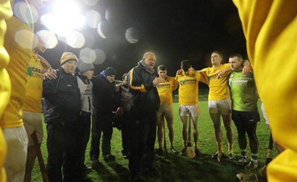 High scoring Antrim claim McGurk Cup