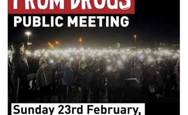 Dunloy Community tackle Drugs