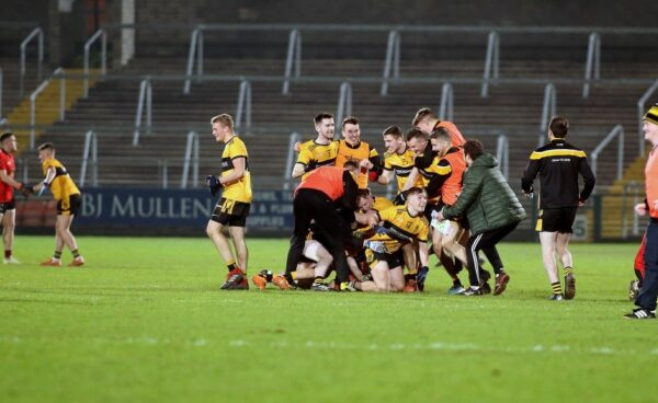 St Enda's Progress to Ulster Intermediate Football Final