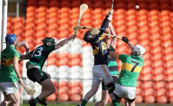 Heartbreak For Cushendun Who Loose Ulster Junior Final