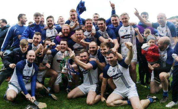 St Galls Win Ulster Intermediate Hurling Title