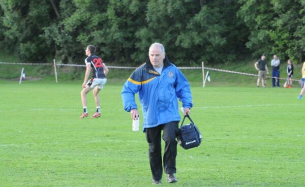 Club Volunteer Profile  Martin McMullan