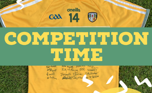 Competition: Signed Jersey Giveaway