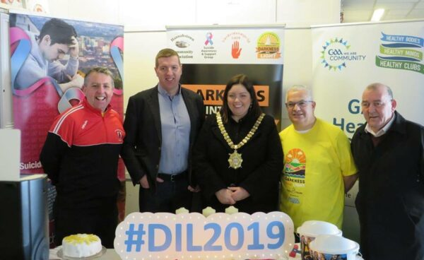 Darkness into Light 2019  Launch