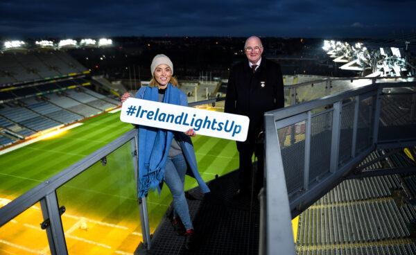 Club Grant for #IrelandLightsUp Walking Initiative