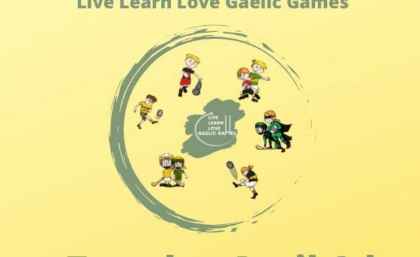 Live Love Learn Gaelic Games Launch