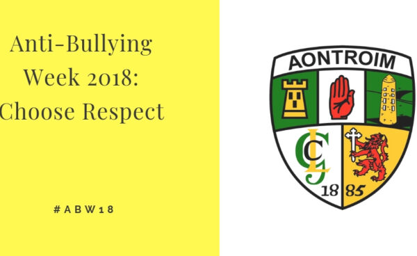 Anti-Bullying Week #ABW18 #ChooseRespect