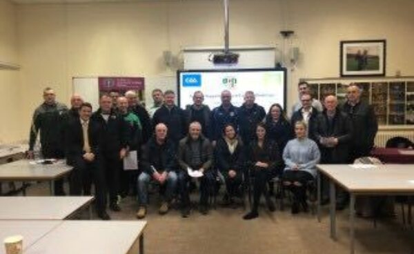 Local GAA Clubs Inspired at the Gaelfast Support For Sport Funding Workshop