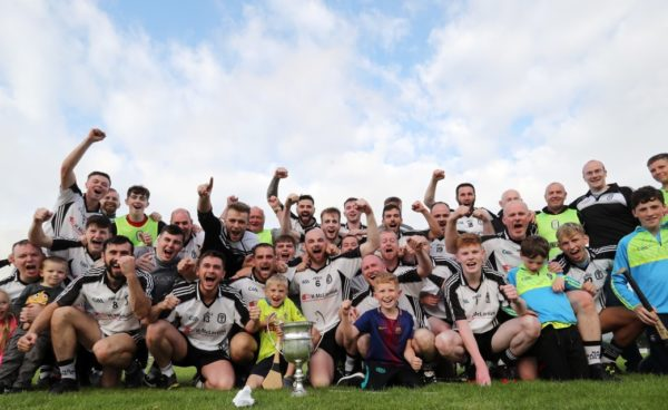 All Saints  Junior B Hurling Champions