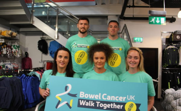 ANTRIM GAA TO WALK TOGETHER IN BELFAST TO DEFEAT BOWEL CANCER