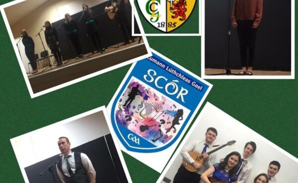 Good luck to our County Scór Champions