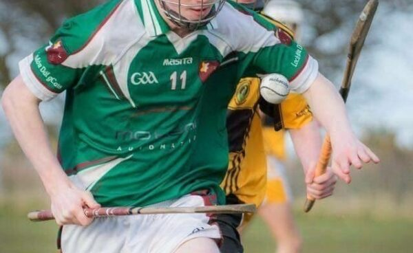 1 minute with Lorcán Rooney