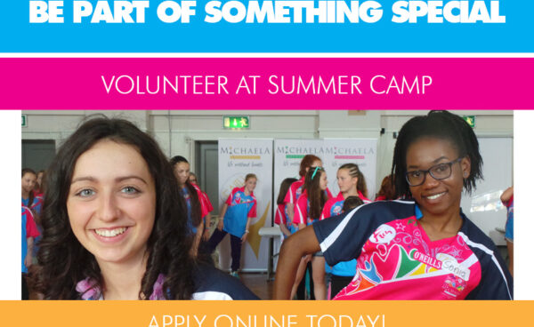 Antrim Michaela Girls Summer Camp