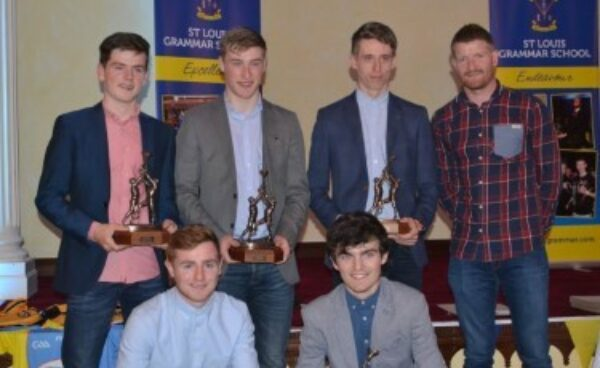 St Louis GS Ballymena the POWER ful  & successful Mageean hurling squad and Ulster Camogie champions.