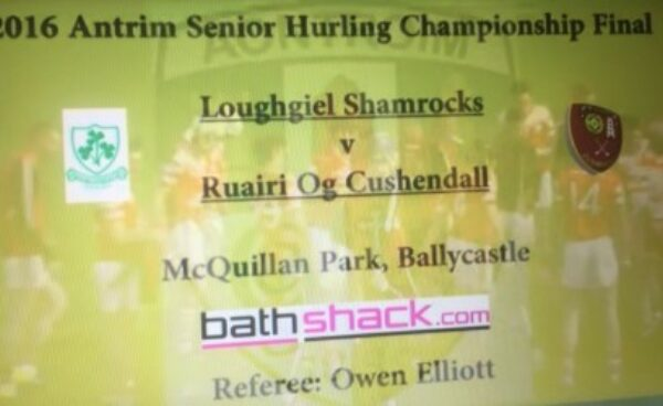 Highlights of the Bathshack Senior Hurling Championship