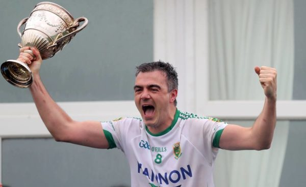 Aghagallon win Intermediate title to complete notable double