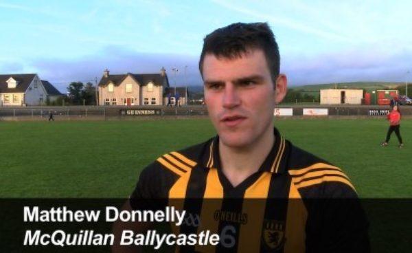 '30 years is way too long' - McQuillan GAC Ballycastle #BathshackSHC