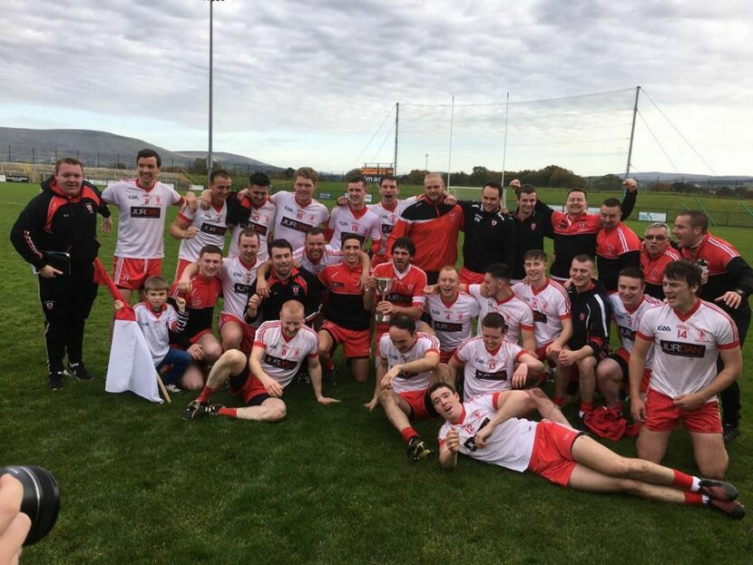 Image result for lamh dearg antrim 2016 junior ulster