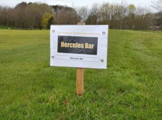 32 Hercules Bar